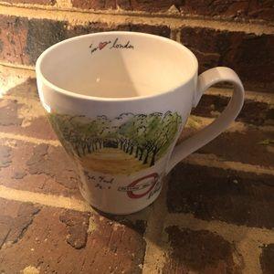 Anthropologie London Mug
